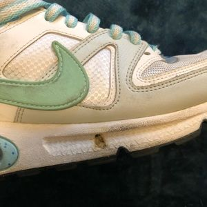 Nike Shoes - Women's Baby Blue Nike Air Max Sneakers